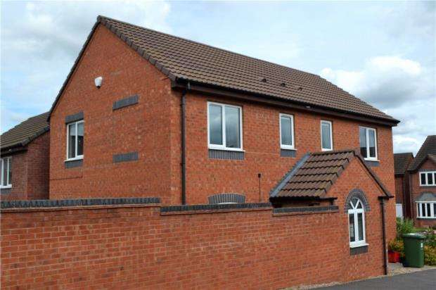 4 Bedrooms Detached House for sale in Beavers Brook Close, Whitnash, Leamington Spa