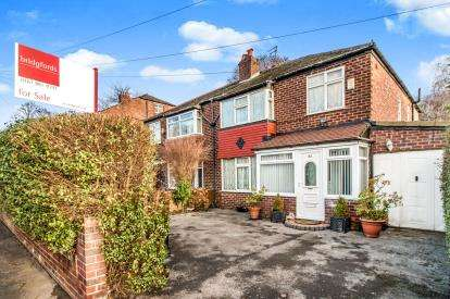 4 Bedrooms Semi Detached House for sale in Alness Road, Manchester, Greater Manchester
