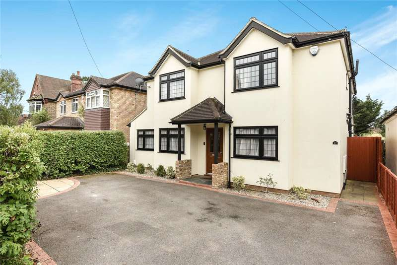 5 Bedrooms Detached House for sale in Oak Avenue, Ickenham, Uxbridge, Middlesex, UB10