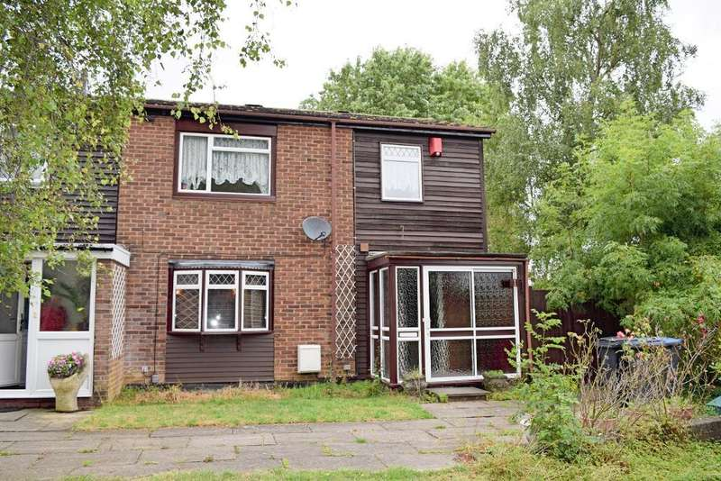 3 Bedrooms End Of Terrace House for sale in The Maples, Harlow, Essex, CM19 4QY