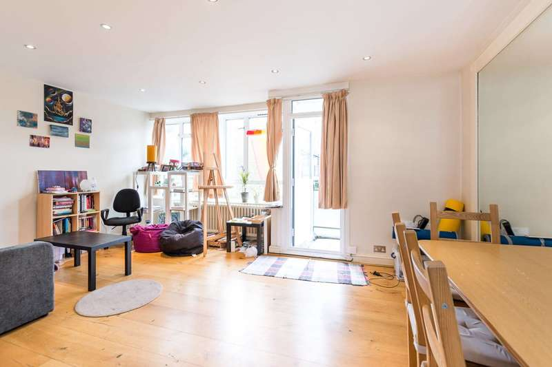 3 Bedrooms Maisonette Flat for sale in Lupus Street, Westminster, SW1V