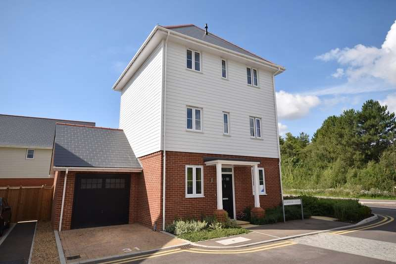 4 Bedrooms Detached House for sale in Primrose Close, Snodland, Kent, ME6