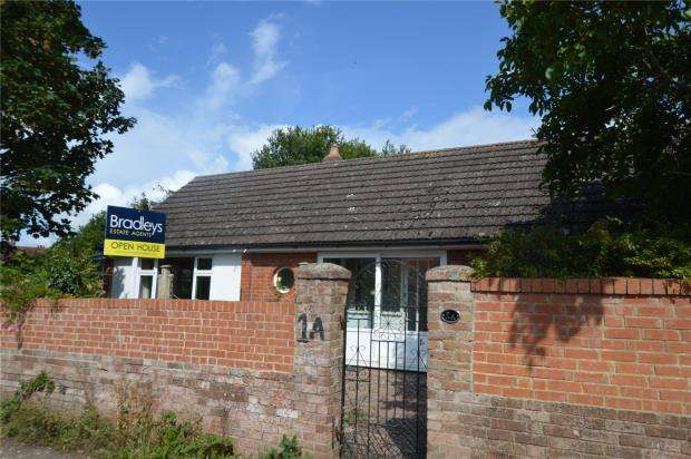2 Bedrooms Detached Bungalow for sale in Claremont Lane, Exmouth, Devon