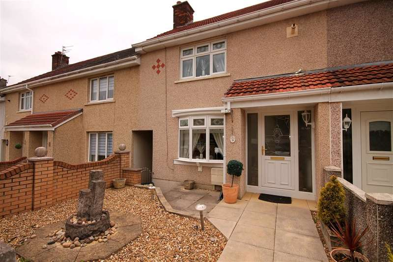 2 Bedrooms Terraced House for sale in Jedburgh Place, Coatbridge