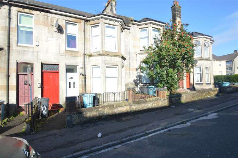 2 Bedrooms Apartment Flat for sale in Corsewall Street, Coatbridge