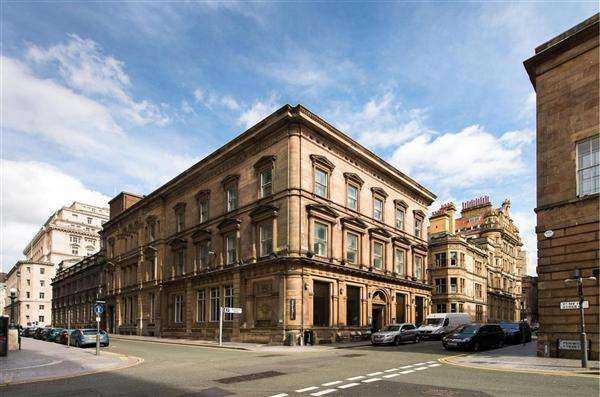 2 Bedrooms Apartment Flat for sale in Halifax House, 5 Fenwick Street, Liverpool