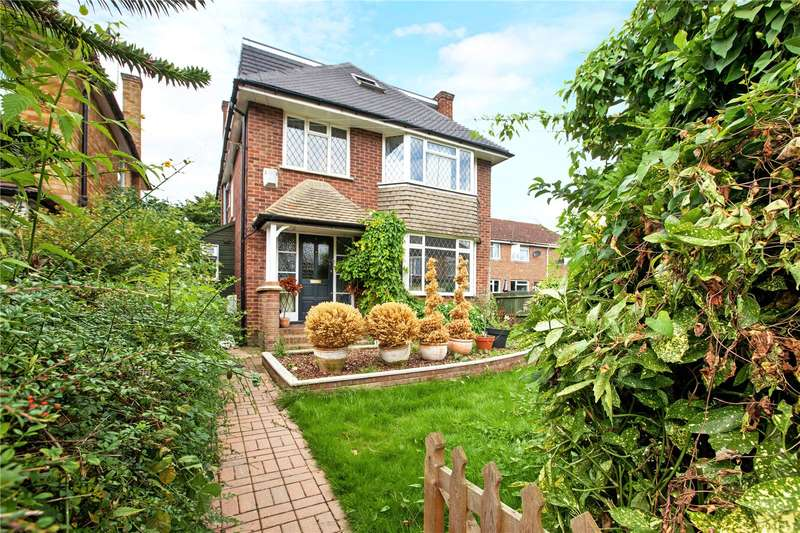 4 Bedrooms Detached House for sale in Forlease Close, Maidenhead, Berkshire, SL6