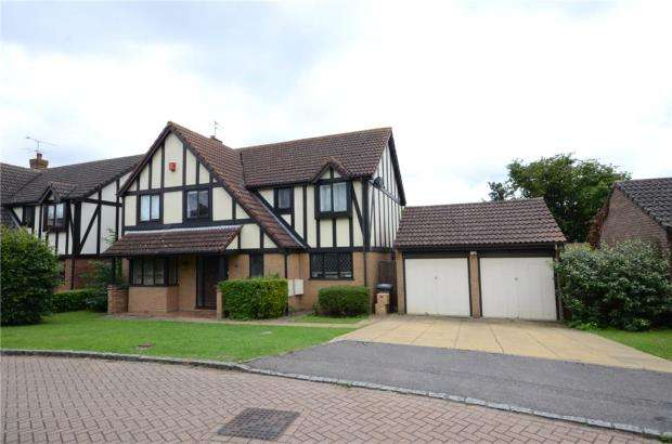 5 Bedrooms Detached House for sale in Tithe Barn Drive, Maidenhead, Berkshire