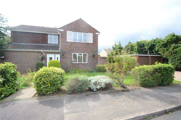 6 Bedrooms Detached House for sale in Marbeck Close, Windsor, Berkshire