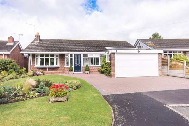 3 Bedrooms Detached Bungalow for sale in High Street, Colton, Rugeley, Staffordshire