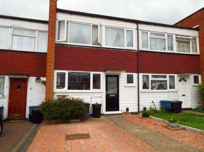 2 Bedrooms Terraced House for sale in Chigwell, Essex