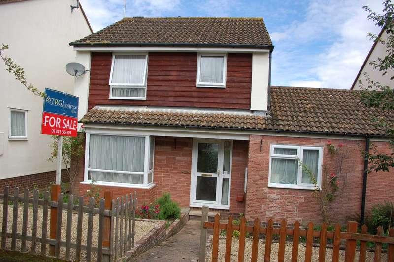 4 Bedrooms Link Detached House for sale in Wheatstones, Bishop`s Lydeard