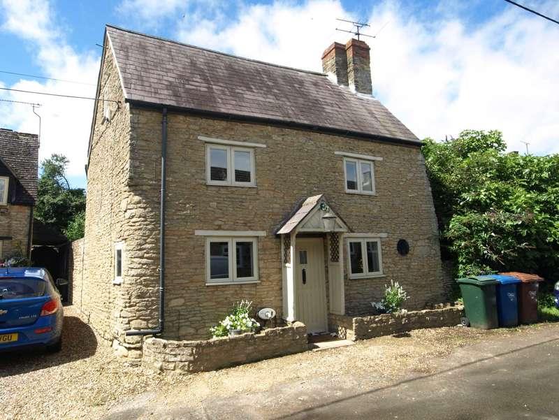 3 Bedrooms Detached House for sale in Bates Lane, Souldern