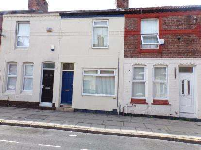 2 Bedrooms Terraced House for sale in Dewsbury Road, Anfield, Liverpool, Merseyside, L4