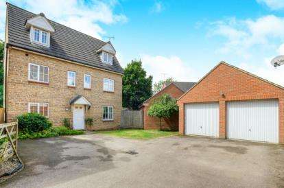 6 Bedrooms Detached House for sale in Ashmead Road, Banbury, Oxfordshire
