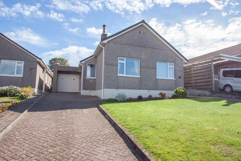 2 Bedrooms Detached Bungalow for sale in Birdcage Farm, Plymouth