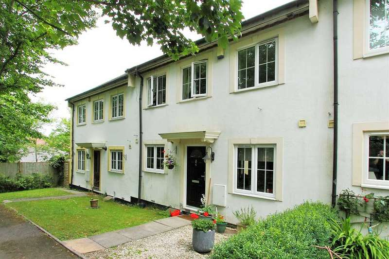 3 Bedrooms Terraced House for sale in Turnpike Cottages, Overton