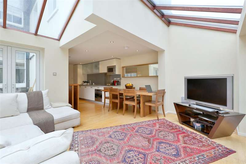 2 Bedrooms Apartment Flat for sale in Shelburne Road, London