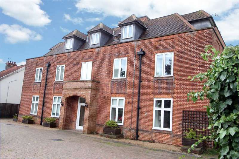 2 Bedrooms Apartment Flat for sale in Excelsior House, Norwich Road, HALESWORTH