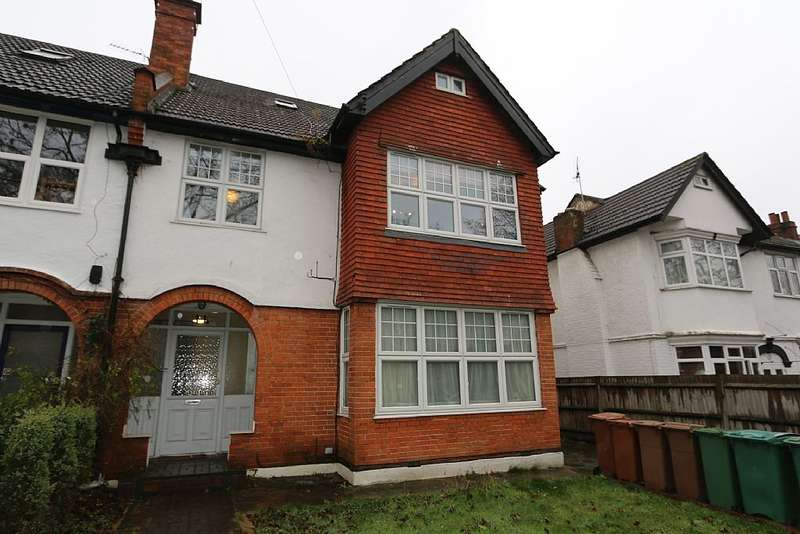 1 Bedroom Flat for sale in 14 Burnell Road, Sutton, London, SM1 4EE
