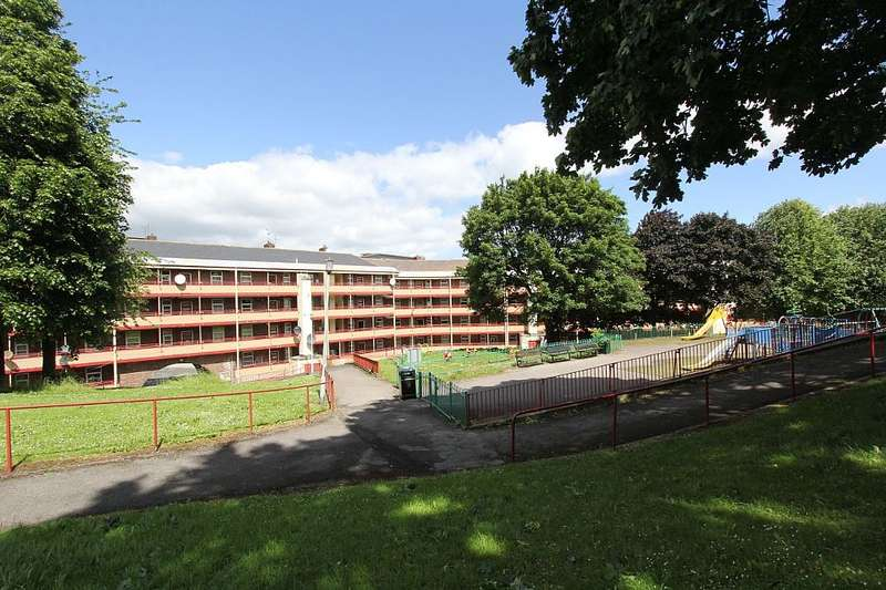 3 Bedrooms Flat for sale in Edward Street Flats, Sheffield, South Yorkshire, S3 7GH