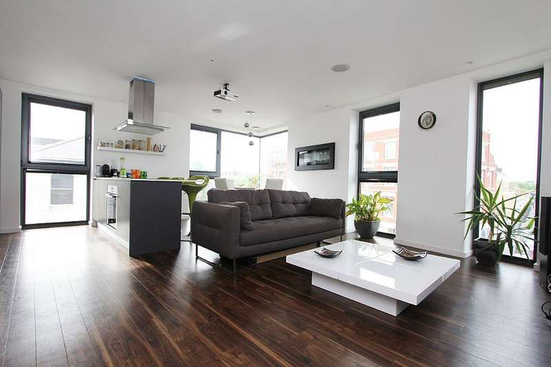 2 Bedrooms Apartment Flat for sale in Lavender House, 1B Ratcliffe Cross Street, London, London, E1
