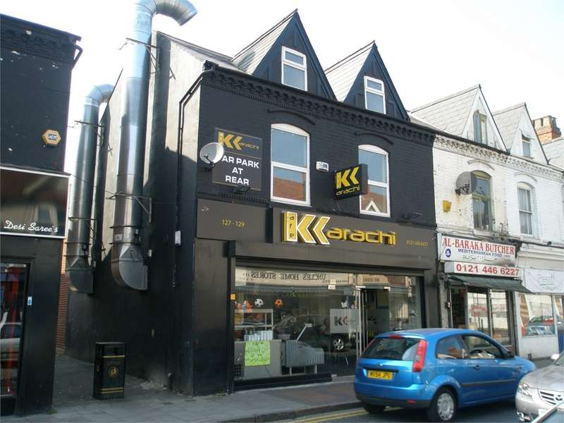 Commercial Property for sale in Ladypool Road, Birmingham, West Midlands