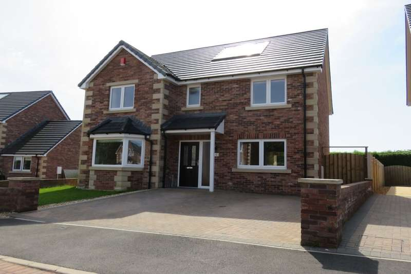 4 Bedrooms Detached House for sale in Empire Park, Gretna, DG16