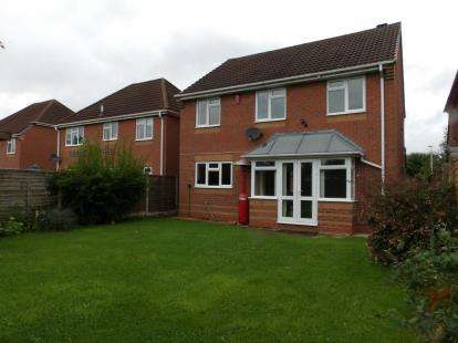 4 Bedrooms Detached House for sale in Albion Close, Moria, Swadlincote