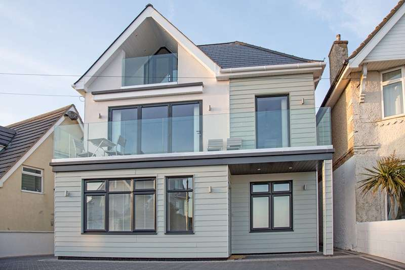4 Bedrooms Detached House for sale in Southbourne Overcliff Dr, Southbourne, Bournemouth