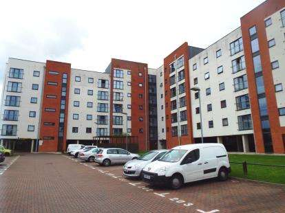 1 Bedroom Flat for sale in Ladywell Point, Pilgrims Way, Salford, Greater Manchester