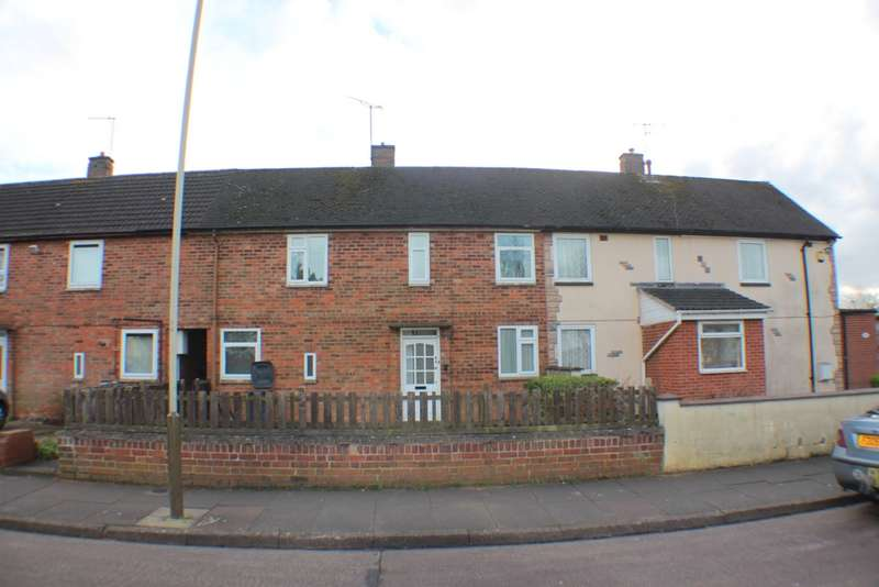 3 Bedrooms Town House for sale in Harringworth Road, Leicester, LE5