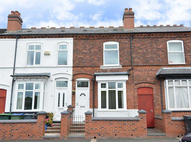 3 Bedrooms Terraced House for sale in Dale Street, Smethwick