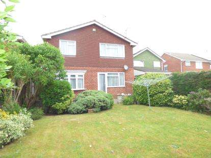 4 Bedrooms Detached House for sale in Waterlooville, Hampshire