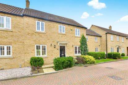5 Bedrooms Terraced House for sale in Crawford Way, Oxley Park, Milton Keynes, Buckinghamshire