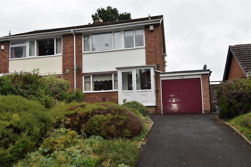 3 Bedrooms Semi Detached House for sale in Woodlands Park Road, Kings Norton, Birmingham