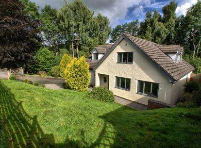 5 Bedrooms Detached House for sale in Llansannan, Denbigh, Conwy, North Wales, LL16