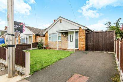 2 Bedrooms Bungalow for sale in Halifax Crescent, Thornton, Crosby, Liverpool, L23