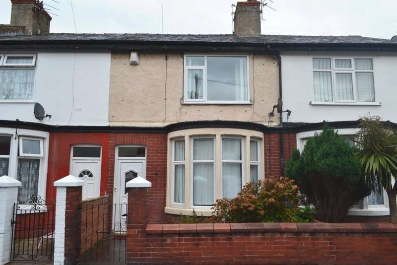 3 Bedrooms Terraced House for rent in Mather Street, Layton, FY3