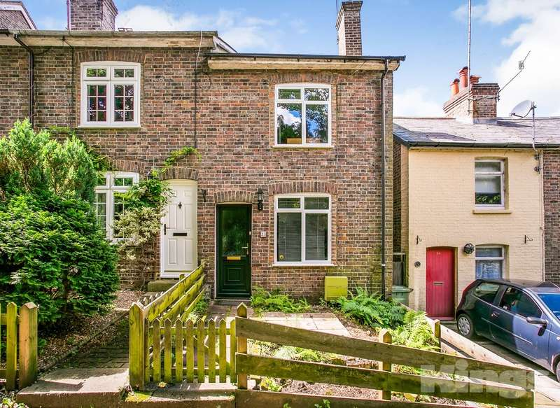 2 Bedrooms End Of Terrace House for sale in Holden Corner, Southborough, Tunbridge Wells