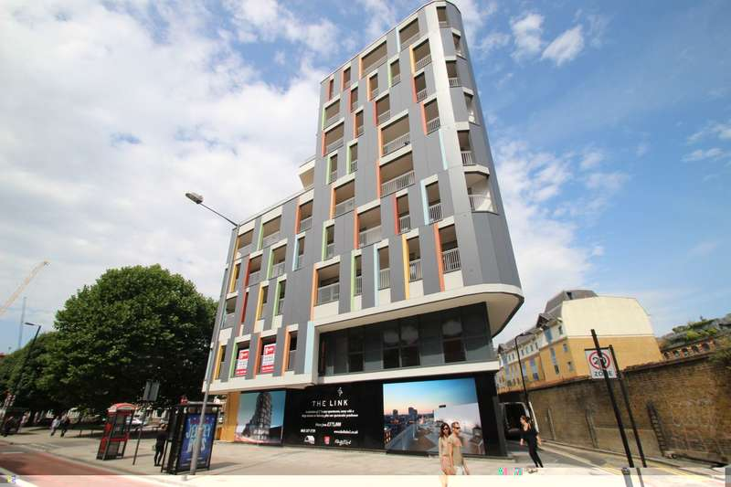 2 Bedrooms Apartment Flat for sale in The Link Building, Wellesley Terrace, Old Street, N1