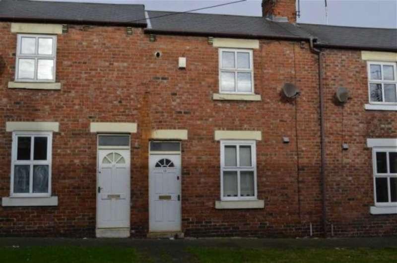 2 Bedrooms Terraced House for sale in Barwick Street, Easington, SR8