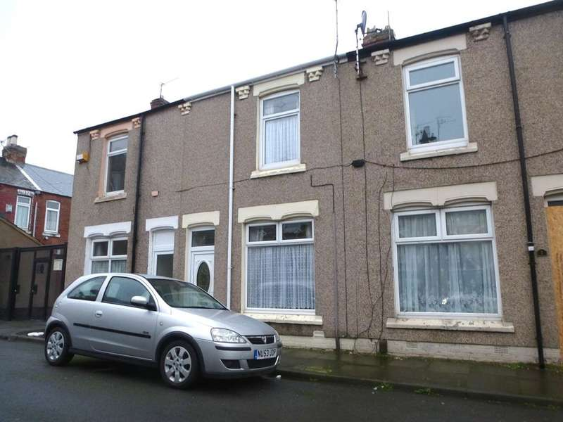 2 Bedrooms House for sale in Harrow Street, Hartlepool, TS25