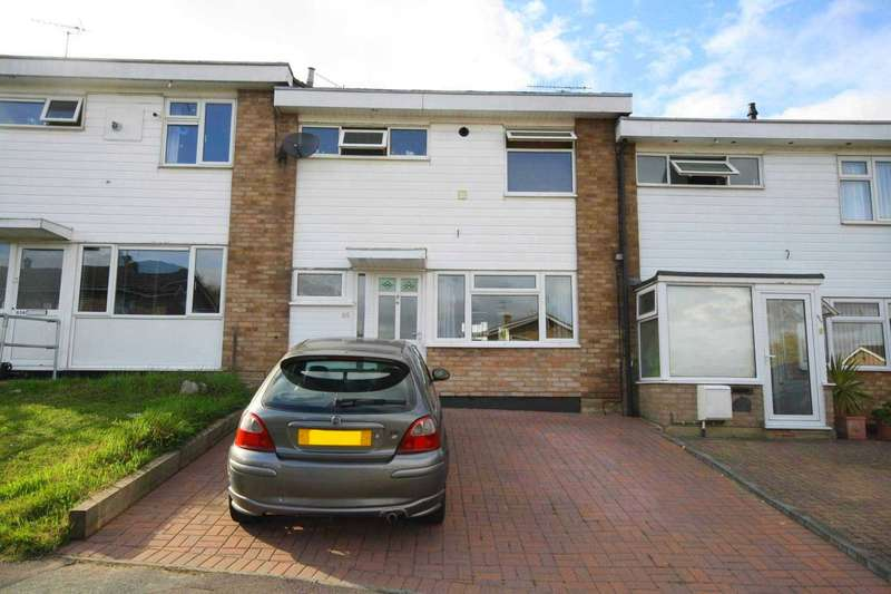 3 Bedrooms Terraced House for sale in Beams Way, Billericay