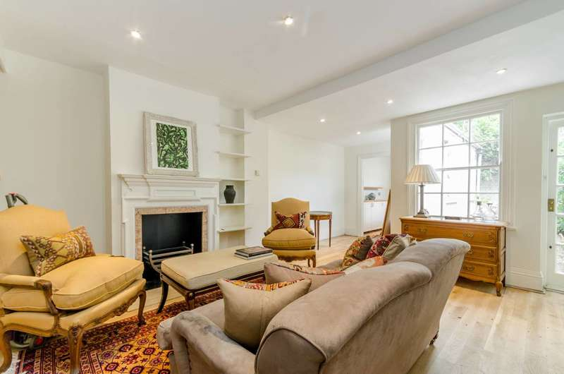 2 Bedrooms House for sale in Medfield Street, Putney, SW15