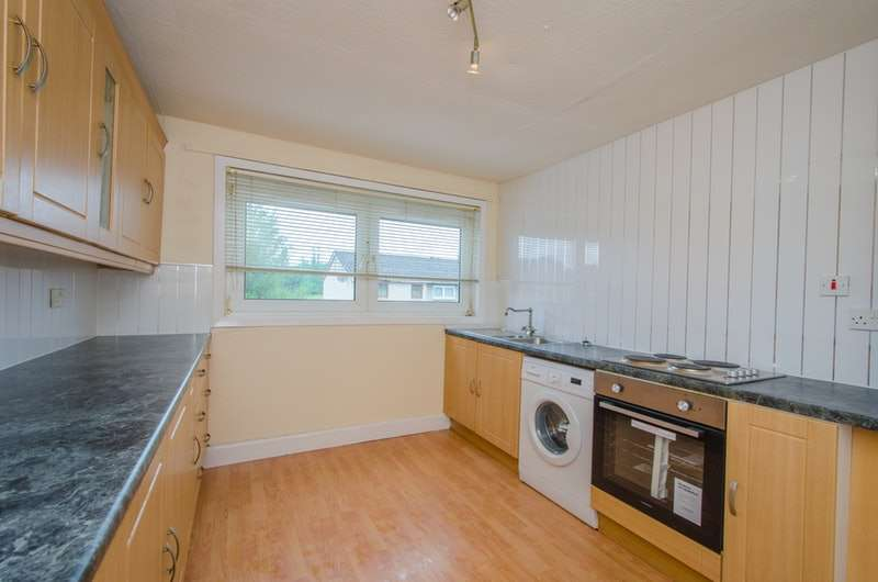2 Bedrooms Flat for sale in Auchintibber Court, Glasgow, South Lanarkshire, G72
