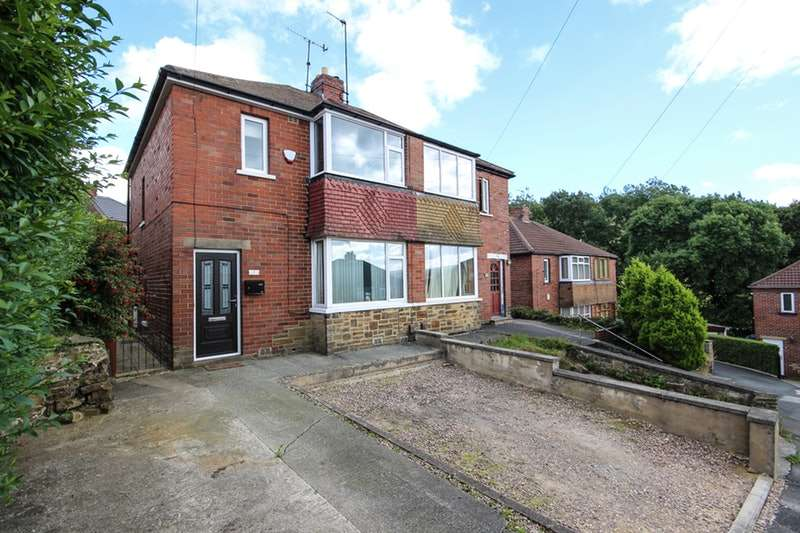 3 Bedrooms Semi Detached House for sale in Glenhurst Grove, Keighley, West Yorkshire, BD21