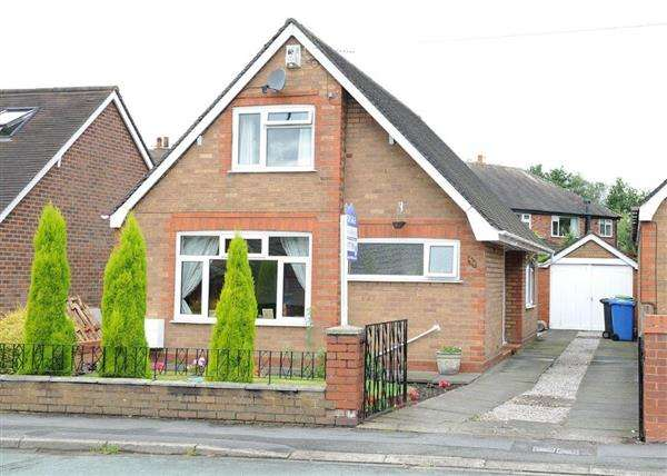 3 Bedrooms Detached House for sale in 488 Manchester Road, Hollins Green WA3 6JT