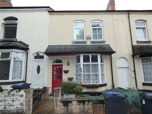 3 Bedrooms Terraced House for rent in Gladys Road, Yardley, Birmingham