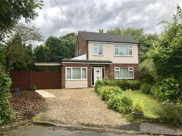 4 Bedrooms Detached House for sale in Bluebell Close, Tytherington, Macclesfield